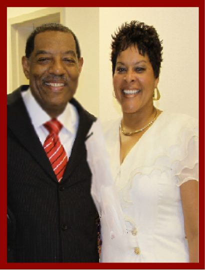 Louie and Carolyn Thompson