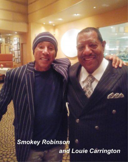 Smokey and Louie
